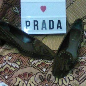 Lovely Prada shoes